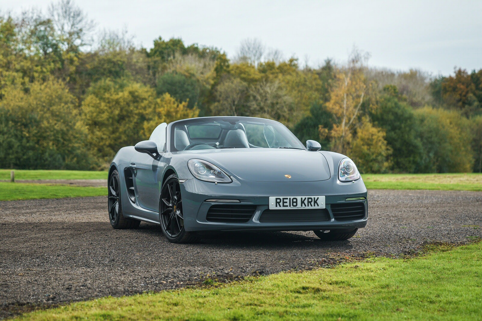 718 Boxster Roadster Special Edition