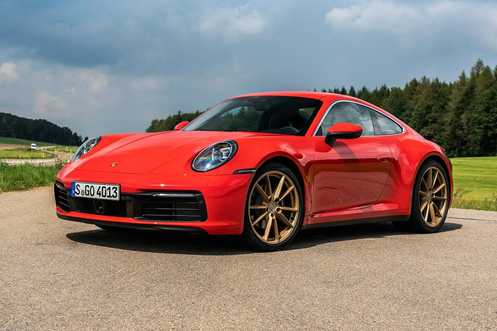 911 [992] Turbo Coupe