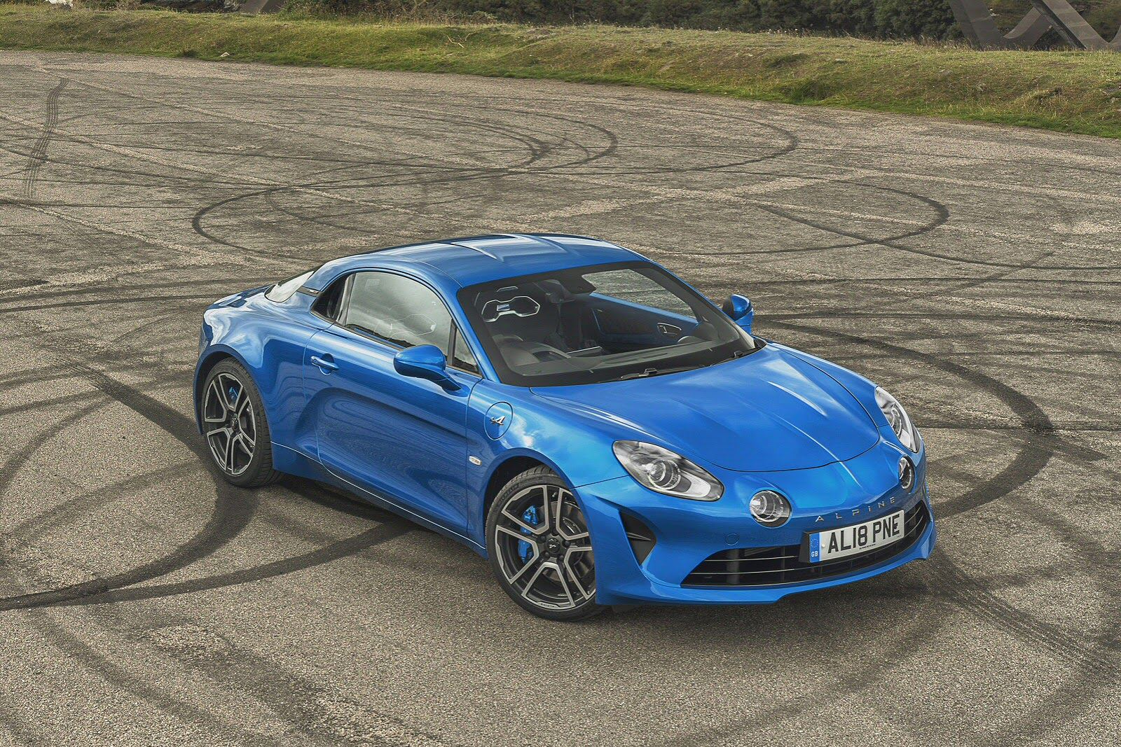 A110 Coupe Special Edition