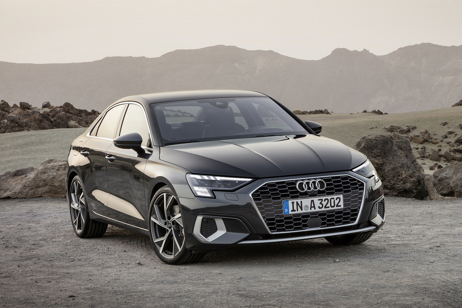 A3 Saloon Special Editions