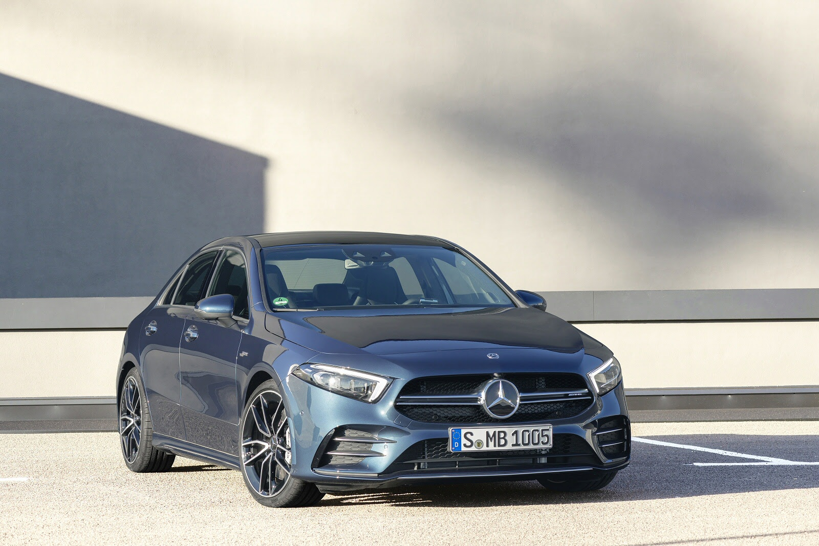 A Class Amg Saloon Special Editions