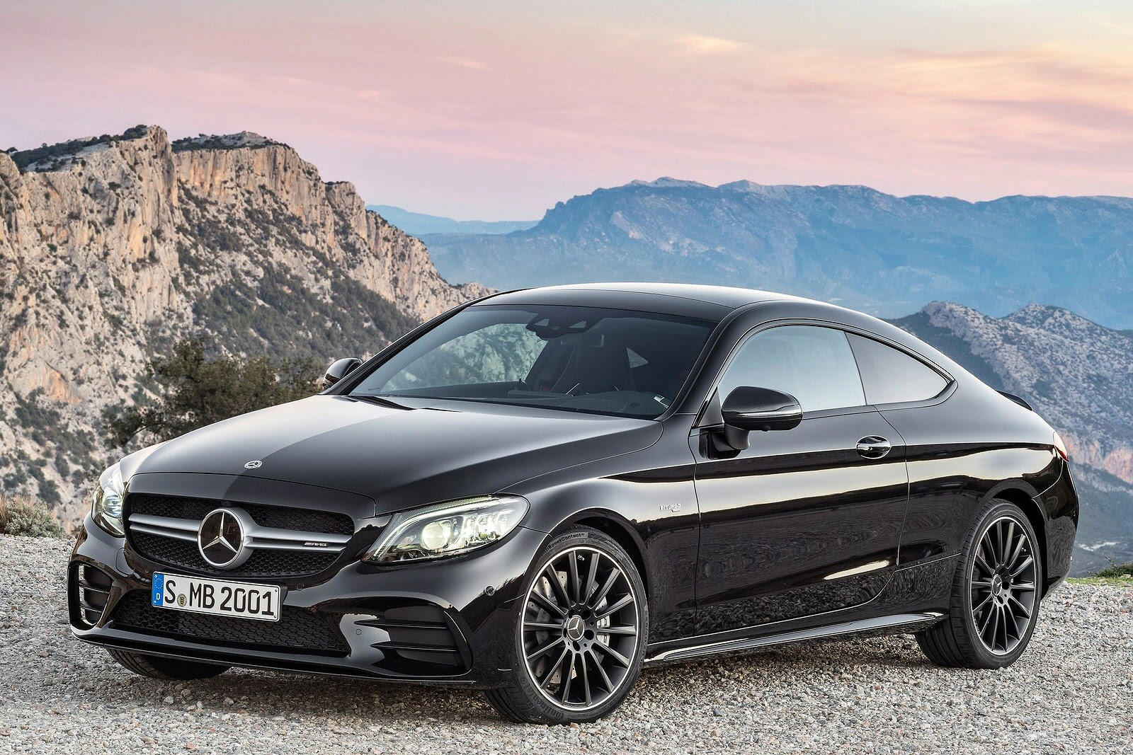 C Class Coupe Special Editions