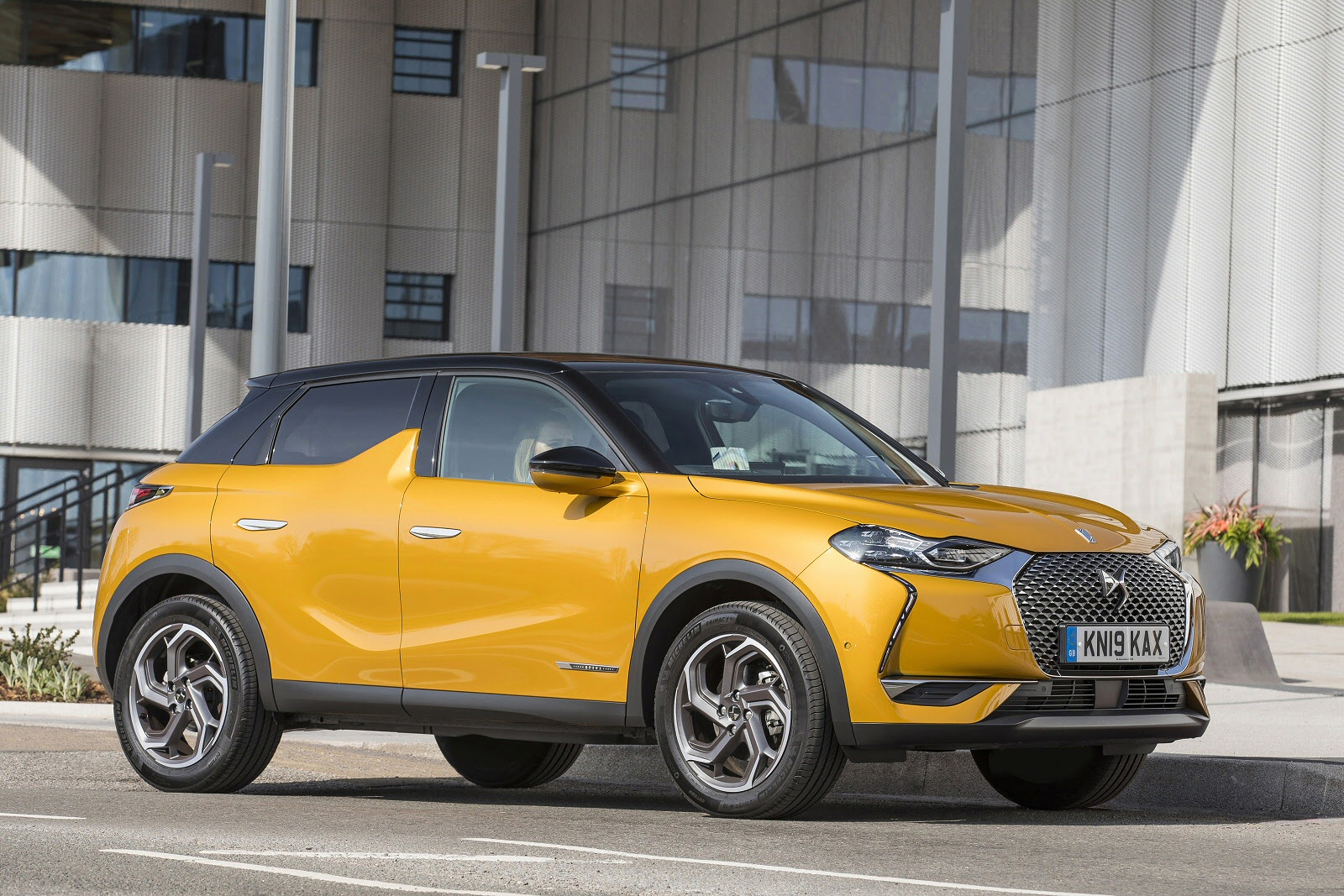 Ds 3 Electric Crossback Hatchback Special Edition