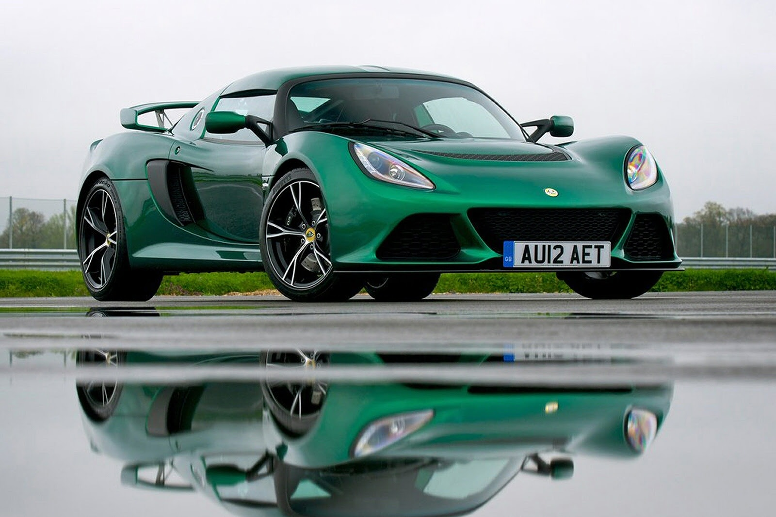 Exige Coupe Special Edition