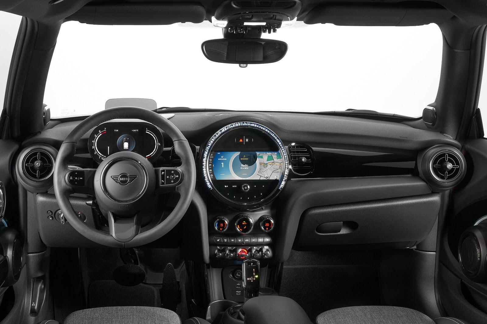 electric_hatchback_103145.jpg - 135kW Cooper S Level 1 33kWh 3dr Auto