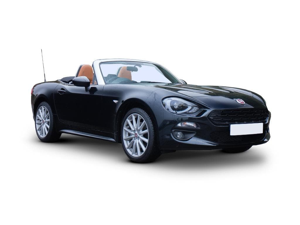 124 Spider Convertible Special Editions