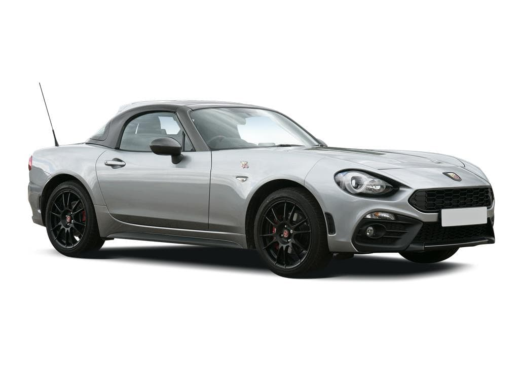 124 Spider Roadster Special Edition
