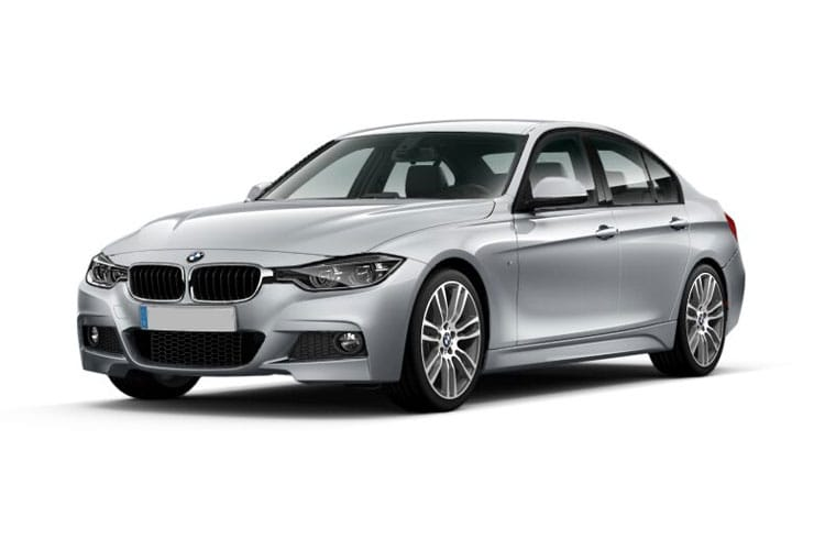 3 Series Saloon Petrol Models