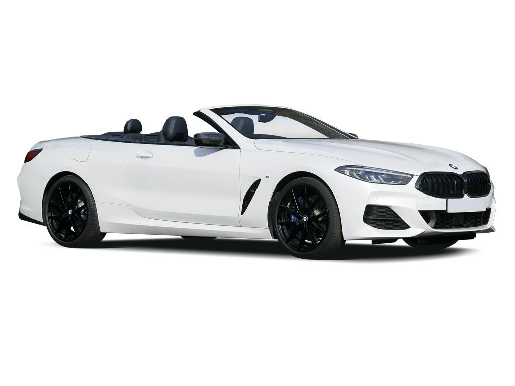 8 Series Convertible