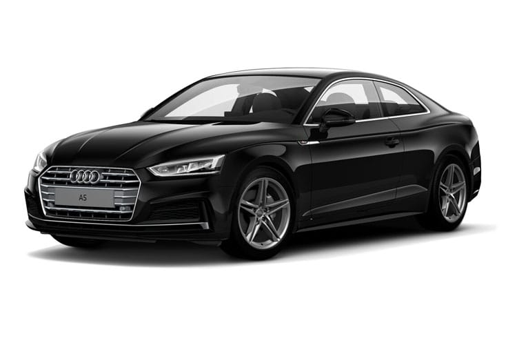 A5 Coupe Model Range