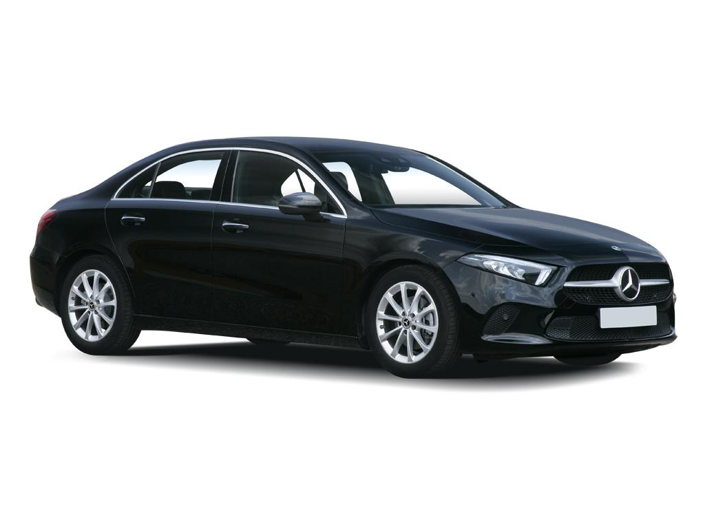A Class Saloon Special Editions