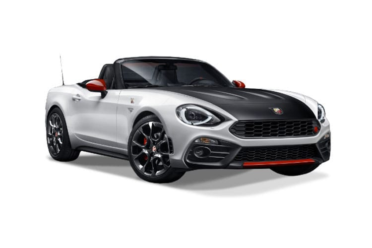 2018 Abarth 124 Spider Models
