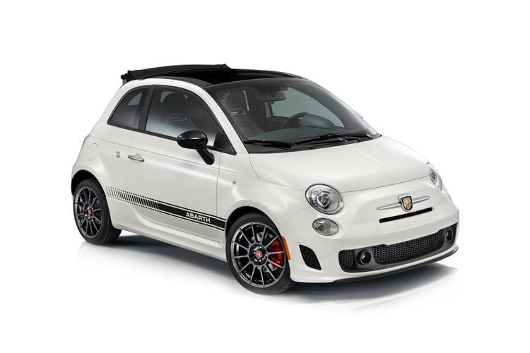 Abarth Convertible