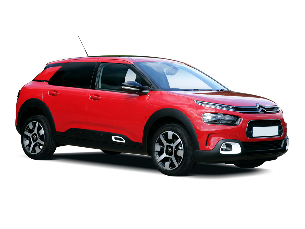 C4 Cactus Hatchback Special Editions