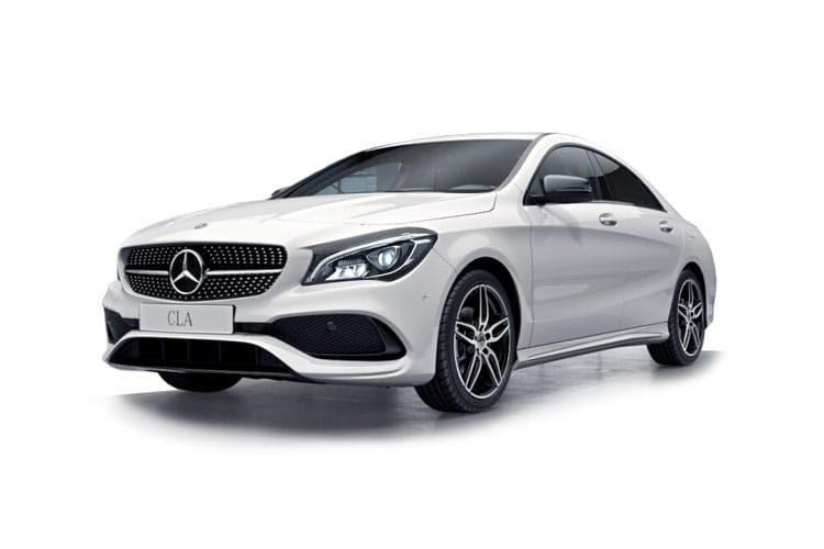 2018 Cla/cls Class Coupe Model