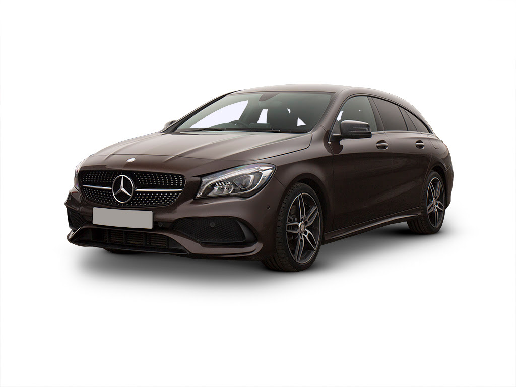 Cla Class Shooting Brake