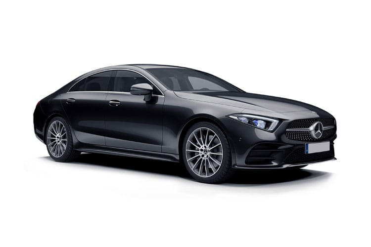 Cls-class Coupe Model Range