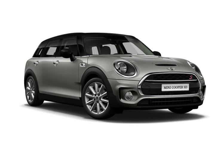 Clubman Nav Plus Pack
