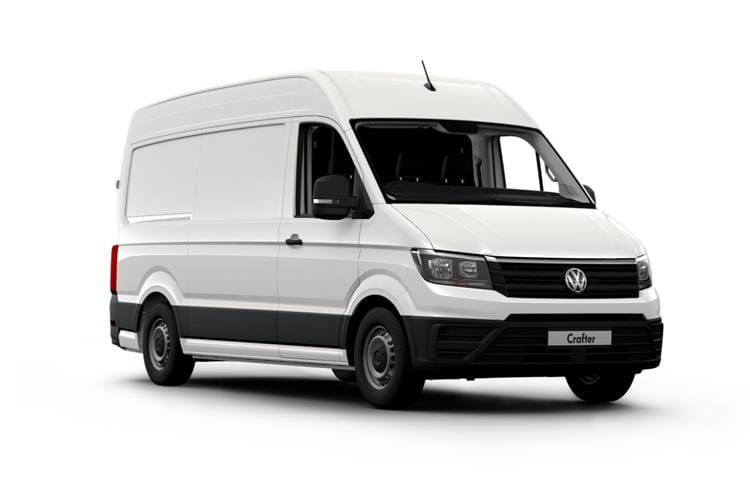 Vw Crafter Van Business Model Range