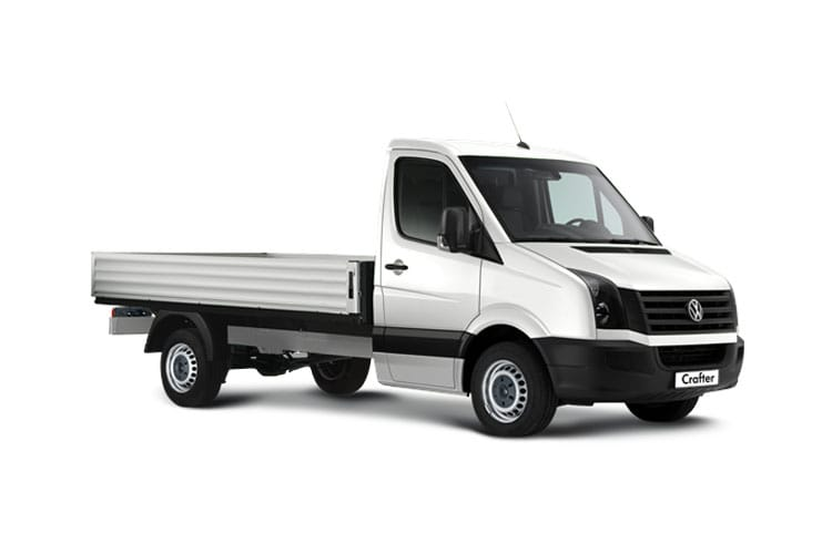 Vw Crafter Conversions Model Range