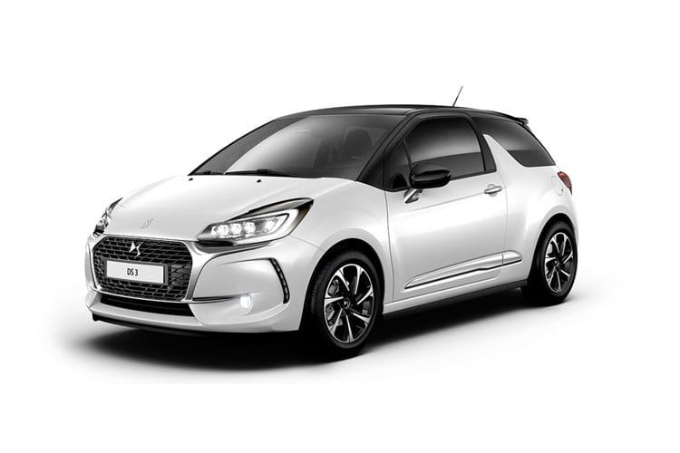 Ds 3 Hatch 3 Door