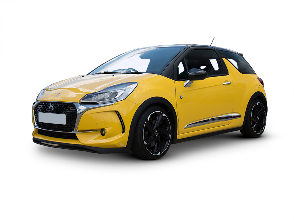 Ds 3 Hatchback Special Edition