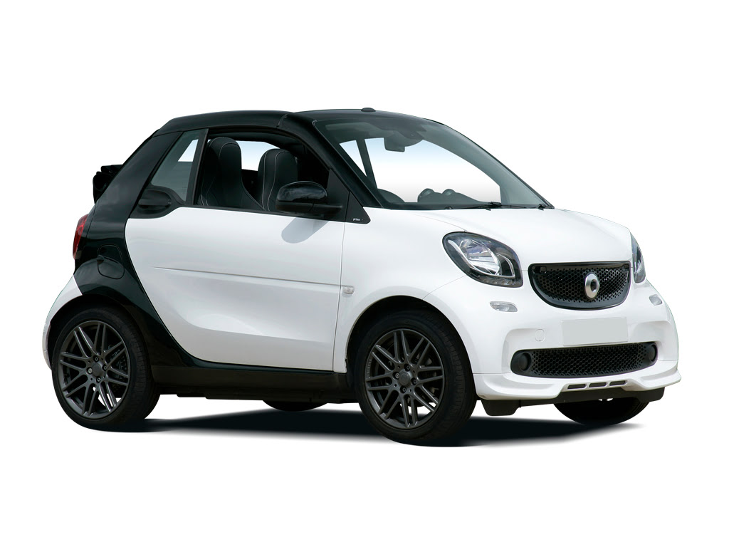 Fortwo Electric Cabrio Special Editions