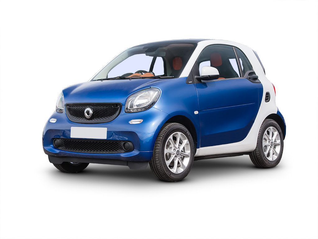 Fortwo Electric Coupe Special Editions