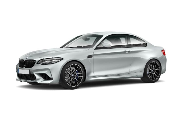 M2 F87 Coupe Model Range