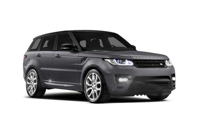 2018 Range Rover Sport Models