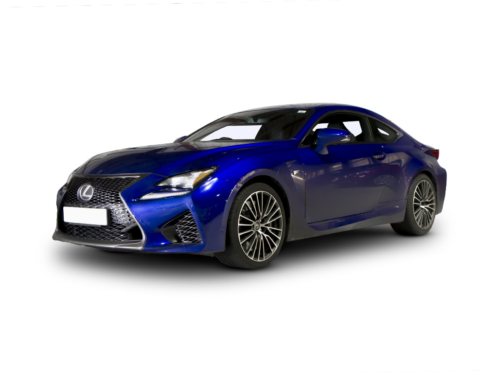 Rc F Coupe
