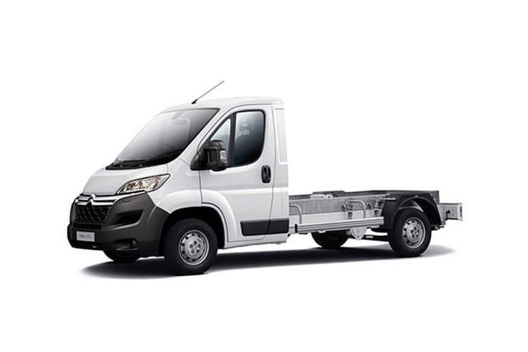 Relay Chassis Cab