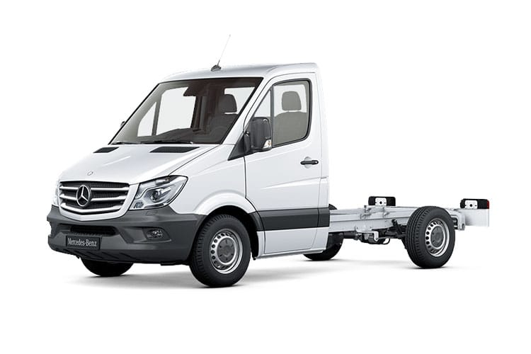 2018 Sprinter Chassis