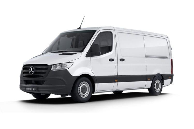 Sprinter Medium 4x4 Van Models
