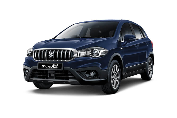 Sx4 S-cross 5dr Model Range