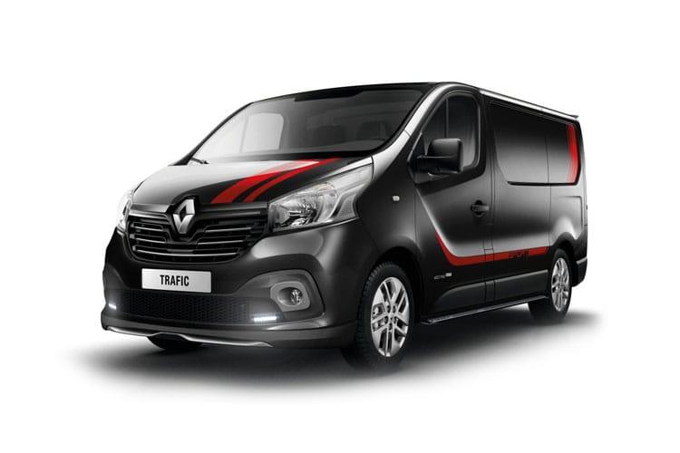 Trafic Sport Van