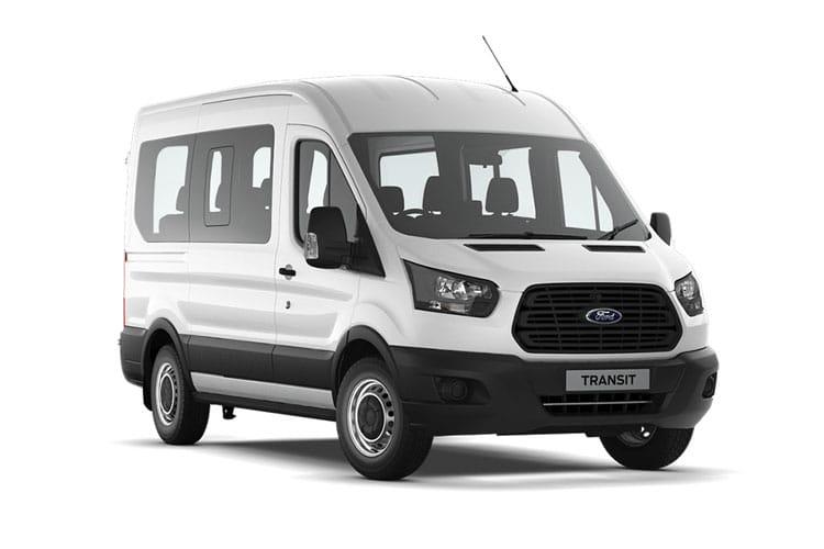 Transit Minibus Model Range