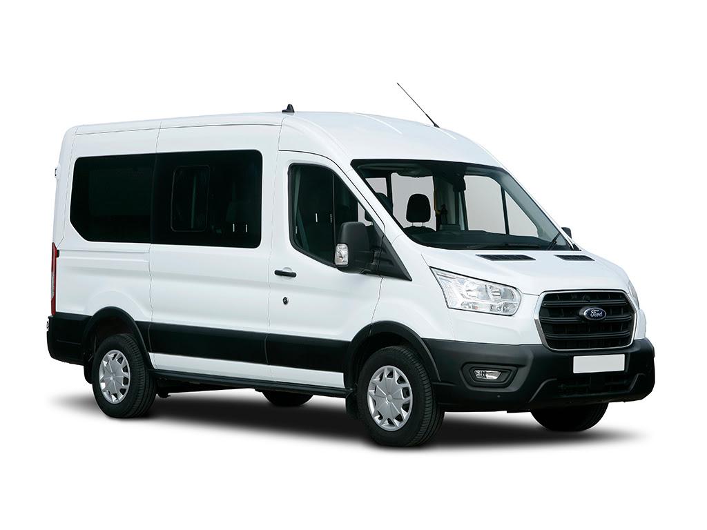 Transit 460 L4 Minibus Rwd