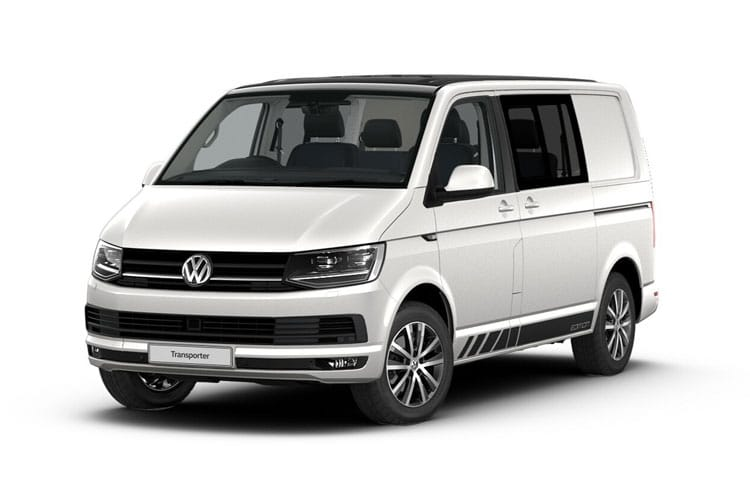 Vw Transporter Kombi Sportline Model