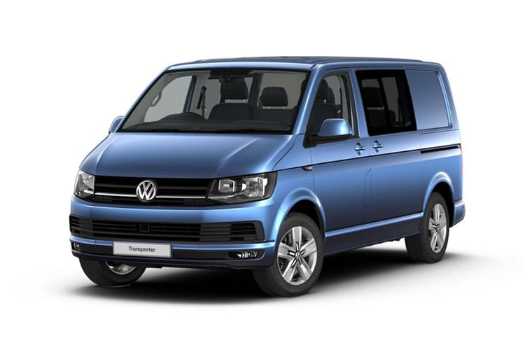 Vw Transporter Kombi Highline/edition