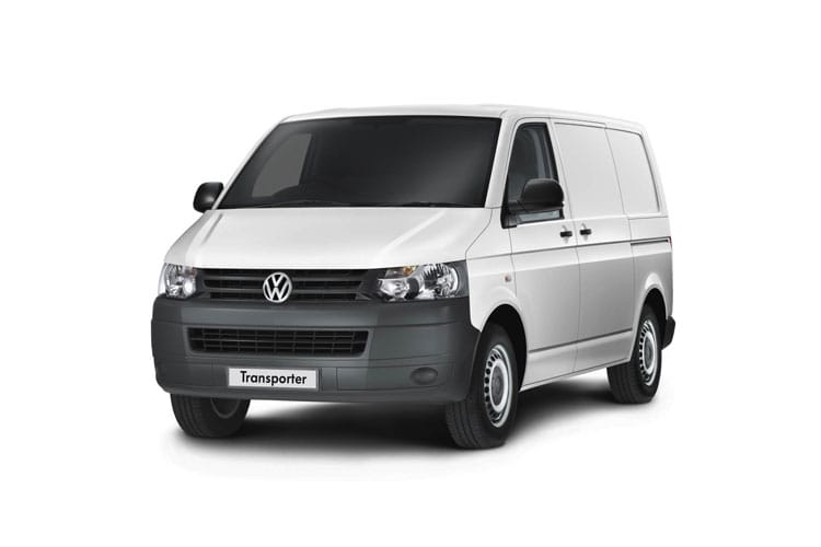 Vw Transporter Van Lwb Highline Models