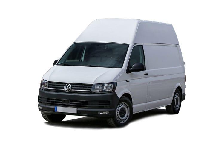 Vw Transporter Van Lwb Hr Trendline