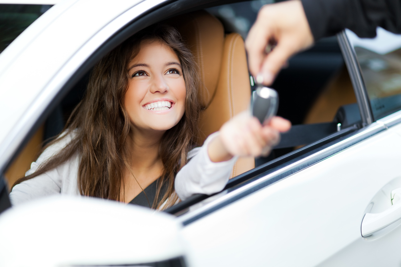 What are the benefits of car leasing?