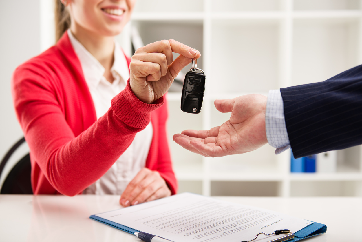 What is personal car leasing?