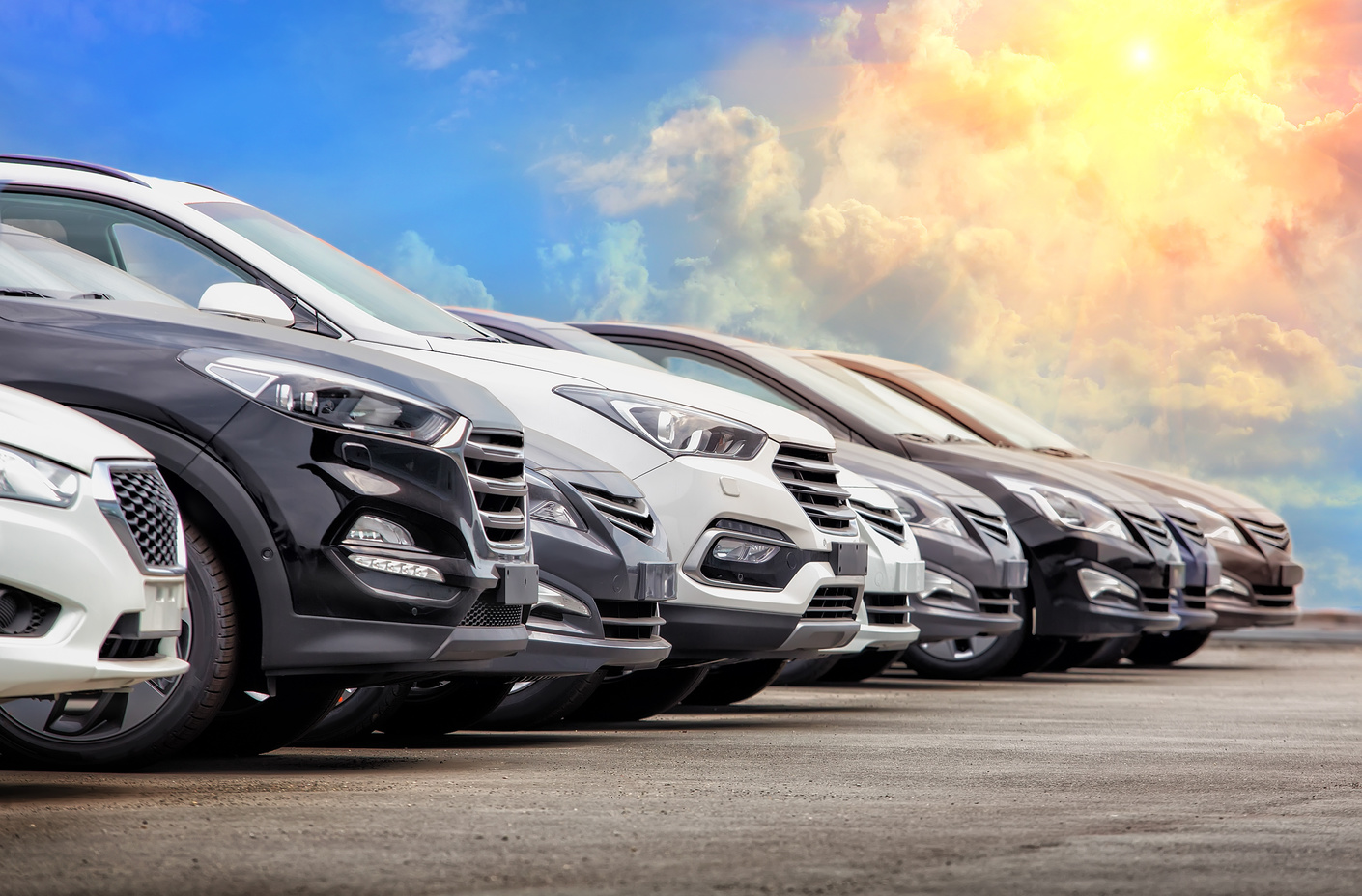 Which fuel type is best for a new lease car?